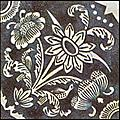Dutch Delft ceramic tile 4