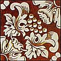 [picture: Dutch Delft ceramic tile 11]