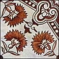 [picture: Dutch Delft ceramic tile 31]