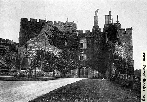 [Picture: Berkeley Castle]