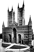 The Cathedral of Lincoln.