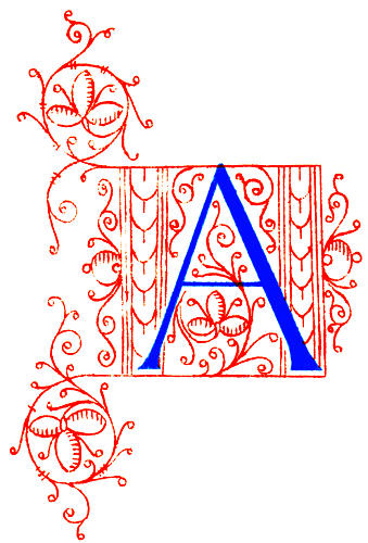 letter a. [Picture: Letter A from