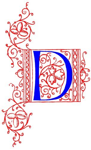 Fancy calligraphy letter d fashionellaconstance fancy calligraphy letter d altavistaventures Image collections