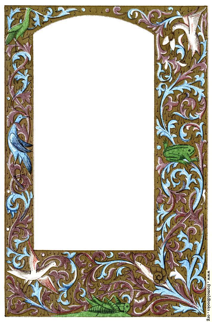 free clip art medieval borders - photo #16