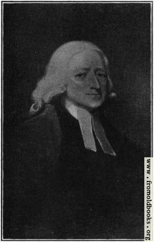 [Picture: Rev. John Wesley]