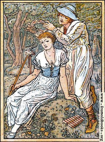 [Picture: Courtship in May]