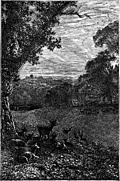 Frontispiece: View Near Selborne