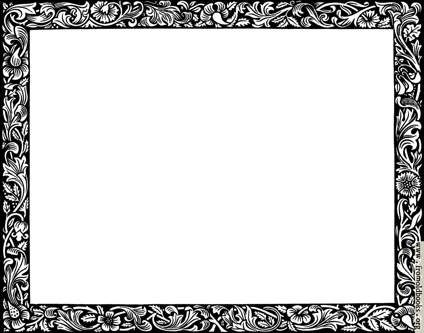Elegant Page Border Designs