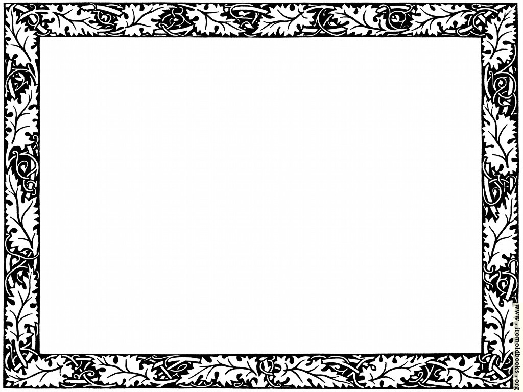 Leafy Border from page 501 [image 1024x768 pixels , 90]