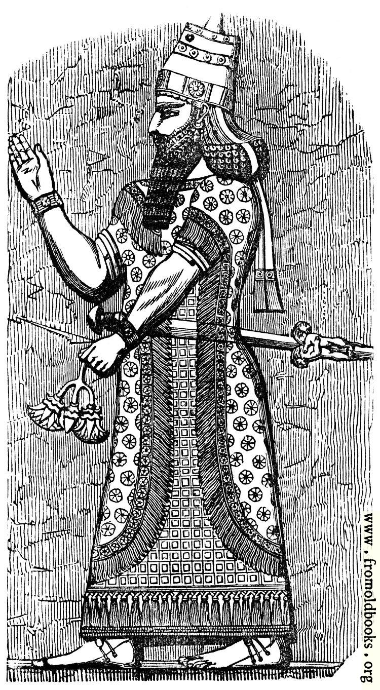 List of Assyrian kings - Wikipedia