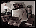 old-books contest (silhouet)
