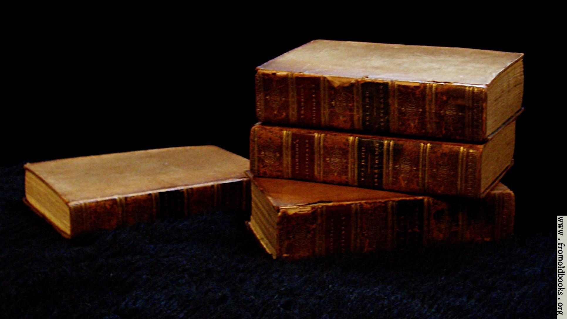 Old Books 2: Chambaud