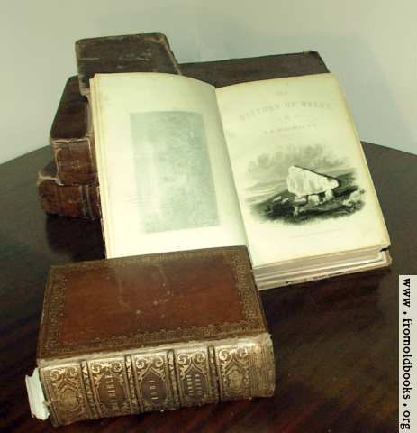 [Picture: Antique Books: Woodward]