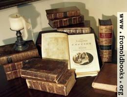 [Picture: Antique Books: Grose]