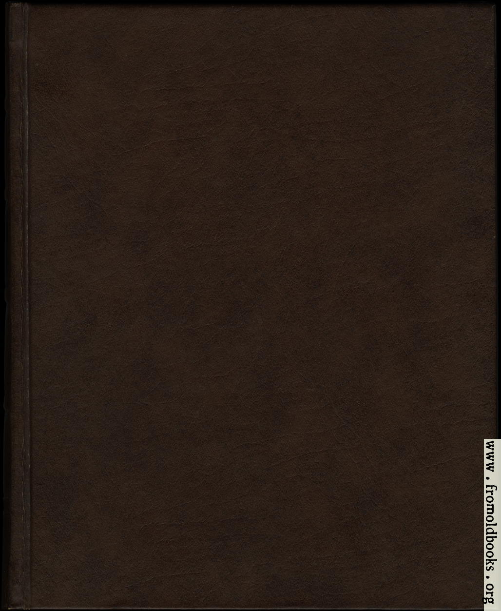 [Picture: Front Cover of the 1770 Encylopædia Britannica]