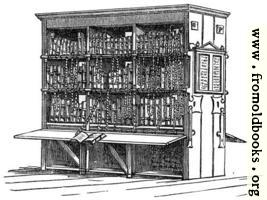 [picture: Bookcase]