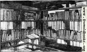 [picture: Chained Library in Wimborne Minster.]