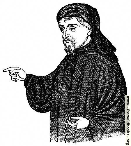 [Picture: Geoffrey Chaucer]