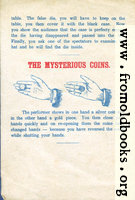 [Picture: Page 7: The Mysterious Coins.]