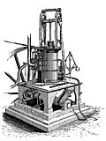[picture: Vertical Steam Engine---For Manufacturing Purposes.]