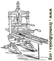 [picture: Lord Stanhope's Printing Press]