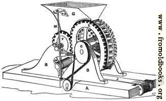 [picture: J. Z. A. Wagner's Brick-Moulding Machine]