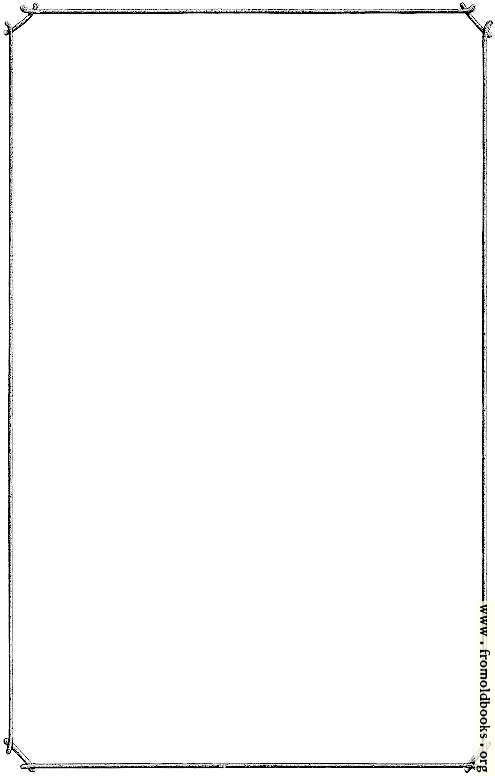 [Picture: Full-page simple border of twigs]