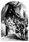 King John Sealing Magna Charta