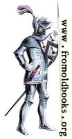 [picture: Costume of Fifteenth Century Pikeman]