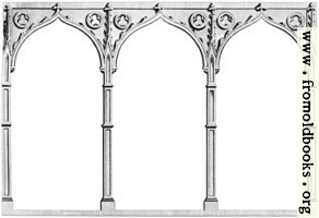 [picture: Three Gothic Arches]