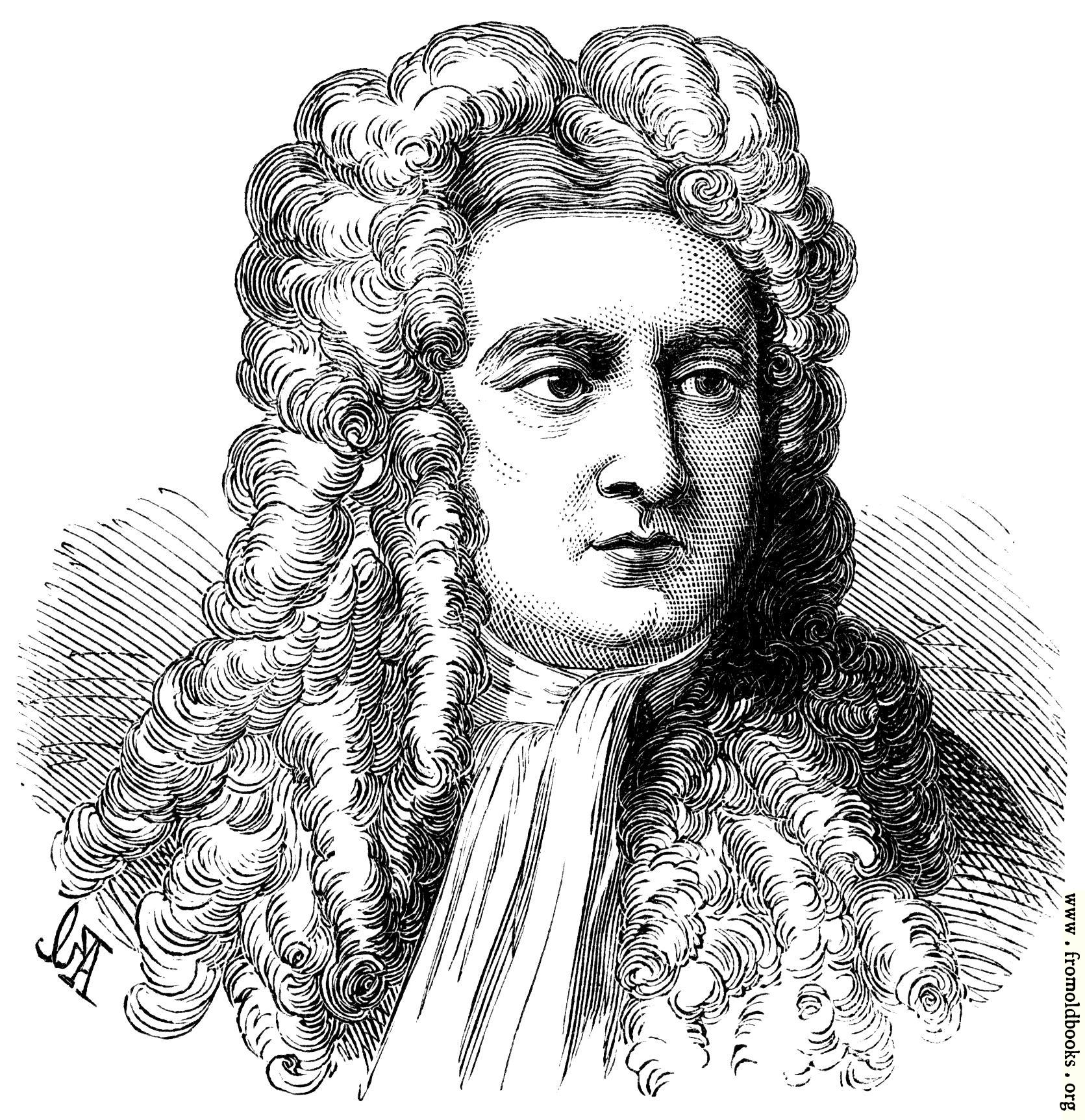 [Picture: Portrait of Sir Isaac Newton]