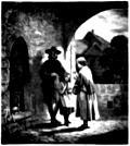 John Bunyan at Bedford Gaol.
