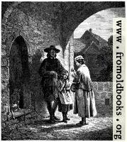 [picture: John Bunyan at Bedford Gaol.]