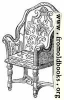 [picture: Queen Anne Chair]