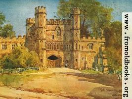 [picture: Gatehouse, Battle Abbey (wallpaper version)]