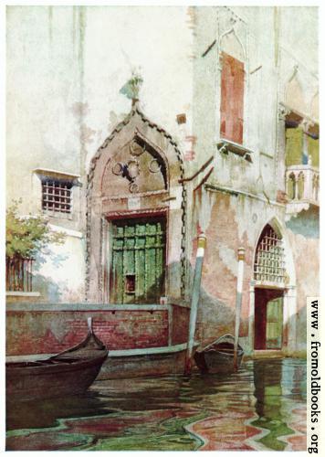 [Picture: 130.—Palazzo Sanudo]