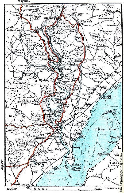 Map river wye chepstow etc 528x817 165k jpg free download gumiabroncs Choice Image
