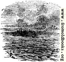 [picture: The sea, from p. 69]