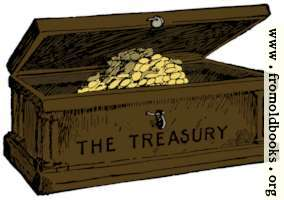 [picture: Money Chest: The Treasurey (Coloured version)]