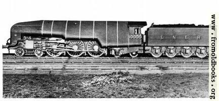 [Picture: High Pressure Compound Locomotive]