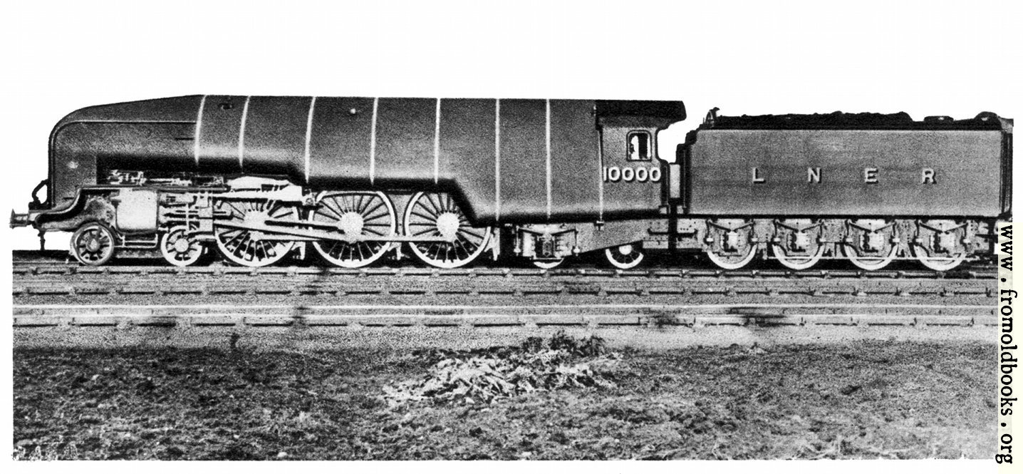 [Picture: High Pressure Compound Locomotive]