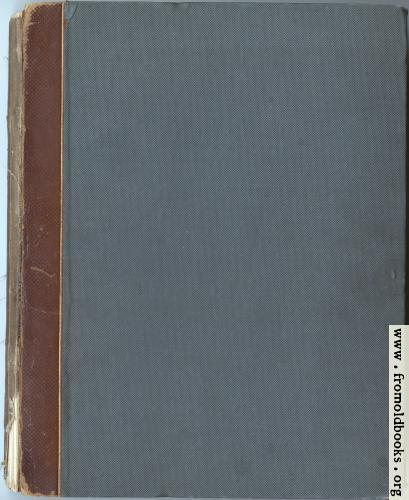 [Picture: Front Cover, Pentateuch of Printing]