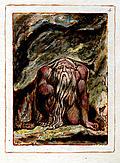 4.—Urizen kneels.
