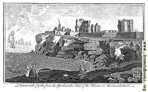 [Picture: 6.—Tinmouth Castle]