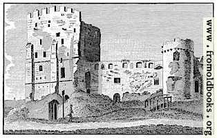 29.—Portchester Castle, in Hampshire.