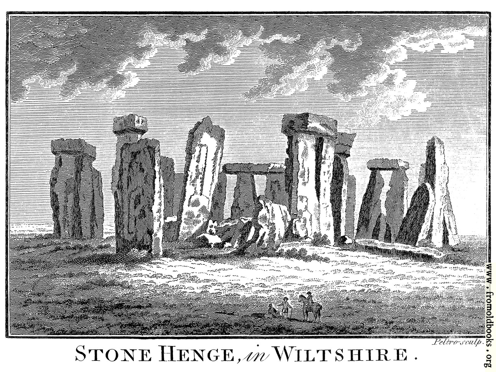 [Picture: Stone Henge in Wiltshire, wallpaper version]
