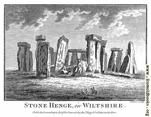 [Picture: 49.—Stone Henge, in Wiltshire.]