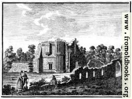 Ramsey Abbey in Huntingdonshire