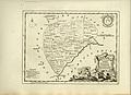 [Picture: Antique Map of Rutlandshire]