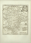 [picture: Antique Map of Devonshire]